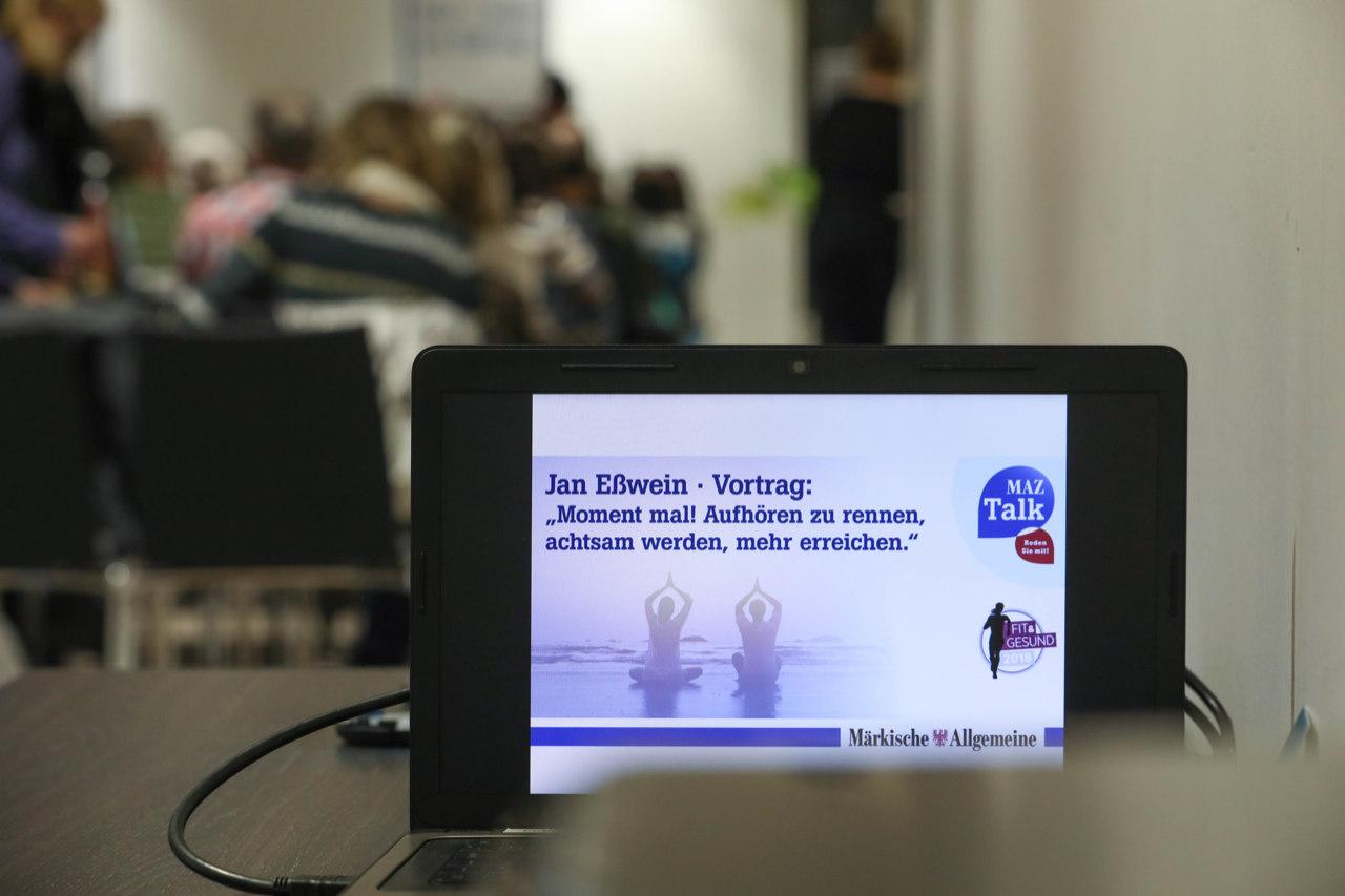 Livestream Keynote Vortrag mit Jan Eßwein